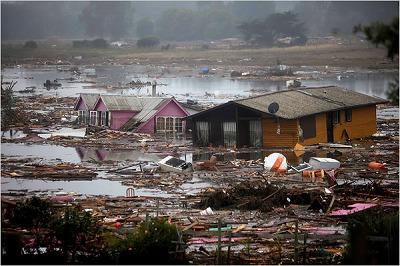 2010年チリ地震